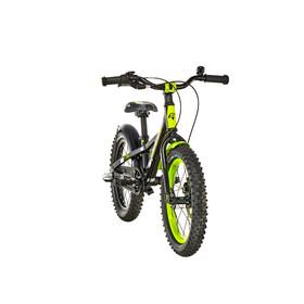 s'cool faXe 16 3-S - Vélo enfant - alloy noir